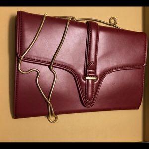 Zara Envelope Clutch/Shoulder/Crossbody